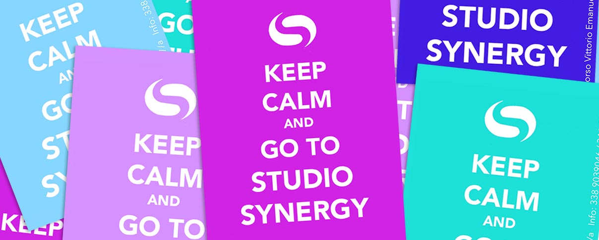 studio synergy mantova keep calm
